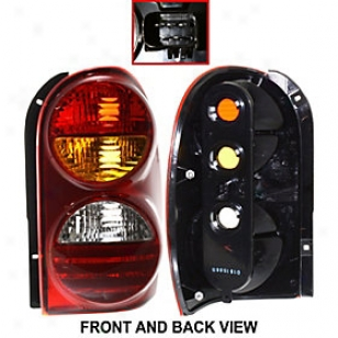 2002 Jeep Liberty Taii Light Replacement Jeep Tail Light 3331932rus 02