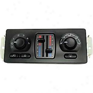 2003-2004 Cadillac Escalade A/c & Heater Control Ac Delco Cadillac A/c & Heater Controi 15-72958 03 04
