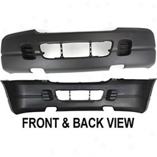 2003-2004 Ford Explorer Bumper Cover Replacement Ford Bumper Cover F010369 03 04