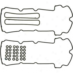2003-2004 Jaguar S-type Valve Cover Gasket Victo Jaguar Valve Cover Gasket Vs50396 03 04