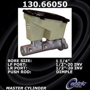 2003-2005 Chevrolet Astro Brake Master Cylinder Centroc Chevrolet Brake Master Cylinder 130.66050 03 04 05