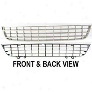 2003-2005 Ford Expedition Bumper Grille Reolacement Wade through Bumper Grille F015308 03 04 05