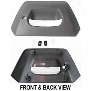 2003-2006 Chevrolet Avalanche 2500 Tailgate Treat Bezel Replacement Chevrolet Tailgate Handle Bezel C580716 03 04 05 06