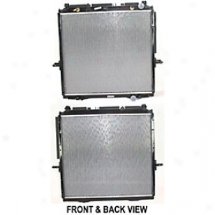2003-2006 Kia Sorento Radiator Replacement Kia Radiator P2585 03 04 05 06