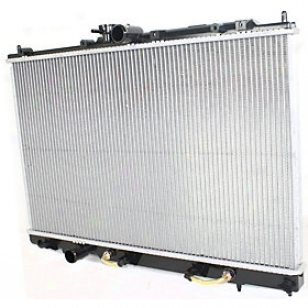 2003-2006 Mitsubishi Outlander Radiator Re-establishment Mitsubishi Radiator P2617 03 04 05 06