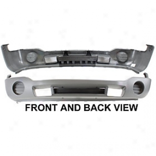 2003-2007 Gmc Sierra 1500 Bumper Cover Replacement Gmc Bumper Cover C010321 03 04 05 06 07