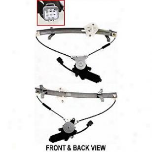 2003-2007 Honda Accord Window Regulator Replacement Honda Window Regulator H462923 03 04 05 06 07