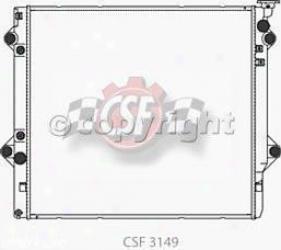 2003-2007 Toyota 4runner Radiator Csf Toyota Radiator 3149 03 04 05 06 07