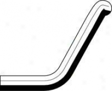 2003-2008 Infiniti Fx35 Radiator Tubing Gates Infiniti Rqdiator Hose 19727 03 04 05 06 07 08