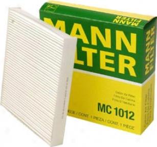 2003-2008 Infiniti G35 Cabin Air Filter Mann-filter Innfiniti Cabin Air Filter Mc1012 03 04 05 06 07 08
