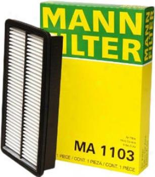 2003-2008 Mazda 6 Air Filter Mann-filter Mazda AirF ilter Ma1103 03 04 05 06 07 08