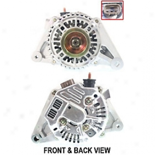 2003-2008 Pontiac Vibe Alternator Replacement Pontiac Alternator Rept330124 03 04 05 06 07 08