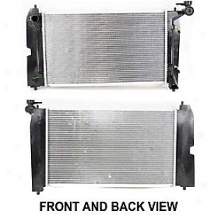 2003-2008 Pontiac Vibe Radiator Replacement Pontiac Radiator P2428 03 04 05 06 07 08