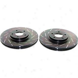 2003-2010 Infiniti M45 Brake Disc Ebc Infiniti Brake Disc Usr7218 03 04 05 06 07 08 09 10