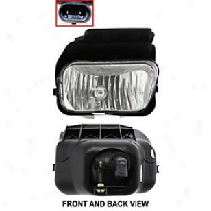 2003 Chevrolet Silverado 1500 Fog Light Replacement Chevrolet Fog Daybreak C107507 03