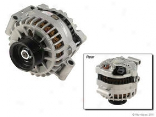 2003 Ford F-450 Super Duty Alternator Bosch Ford Alternator W0133-1889376 03