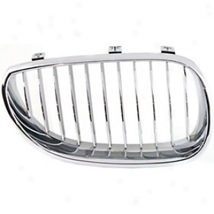 2004-2005 Bmw 525ii Grille Insert Replacement Bmw Girlle Insert Repb070325c 04 05