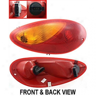2004-2005 Chrysler Pt Cruiser Tail Light Replacement Chrysler Tail Light 3331931lus 04 05