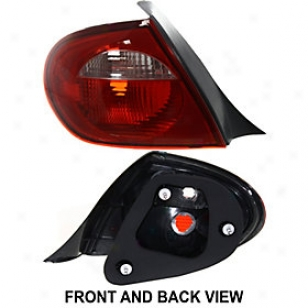 2004-2005 Dodge Neon Tail Light Replacement Dodge Tail Light D730106 04 05