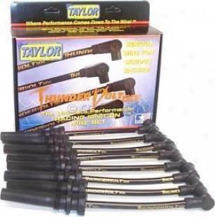 2004-2005 Dodge Ram 1500 Spark Plug Wire Taylor Cable Dodge Spark Plug Wire 98010 04 05