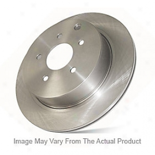 2004-2005 Ford E-150 Club Wagon Thicket Disc Centric Ford Brake Disc 121.65106 04 05