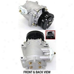 2004-2005 Ford Explorer A/c Compressor Replacement Ford A/c Compressor Repf191121 04 05
