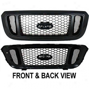 2004-2005 Ford Ranger Grille Replacement Ford Grille F070166 04 05