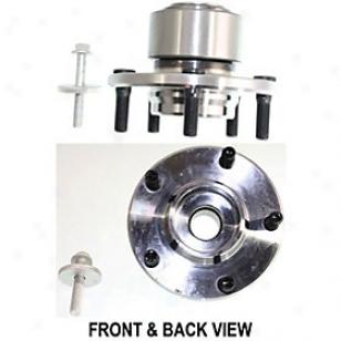 0204-2005 Mazda 3 Wheel Hub Replacement Mazda Wheel Hub Repm283703 04 05