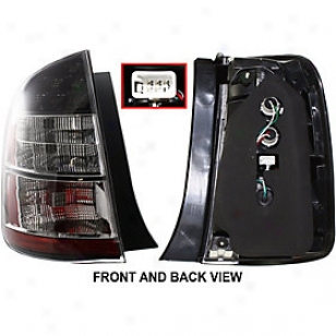 2004-2005 Toyota Prius Tail Light Replacement Toyota Tail Light Arbt730112 04 05