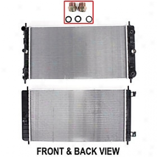 2004-2006 Chevrolet Malibu Radiator Replacement Chevrolet Radiator P2727 04 05 06