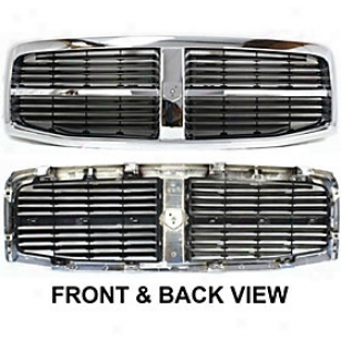 2004-2006 Dodge Durango Grille Replacement Dodge Grille D0701Z8 04 05 06