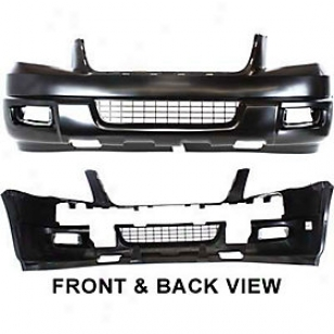 2004-2006 Ford Expedition Bumper Cover Replacement Ford Bumper Cover F010370 04 05 06
