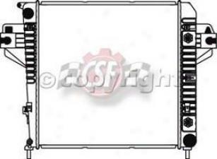 2004-2006 Jeep Liberty Radiator Csf Jeep Radiator 3363 04 05 06