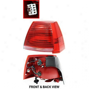 2004-2006 Mitsubishi Galant Tail Light Replacement Mitsubishi Tail Light M730139 04 05 06