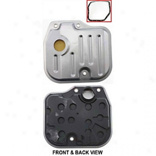 2004-2006 Scion Xa Automatic Transmission Filter Replacement Scion Automatic Transmission Filetr Rept318503 04 05 06
