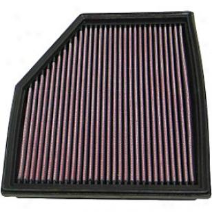 2004-2007 Bmw 525i Air Filter K& nBmw Air Filter 33-2292 04 05 06 07