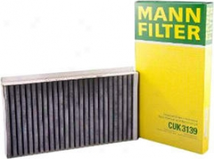 2004-2007 Bmw 525i Cabin Air Filter Mann-filter Bmw Cabin Air Filter Cuk3139 04 05 06 07