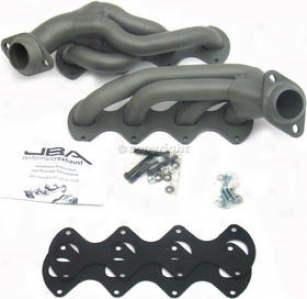 2004-2007 Ford F-150 Headers Jba Ford Heeaders 1676sjt 04 05 06 07
