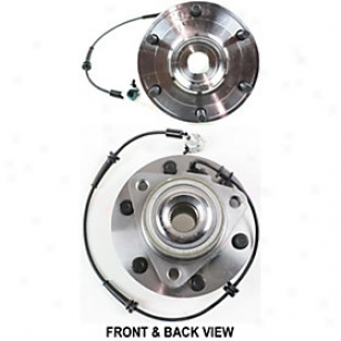 2004-2007 Infiniti Qx56 Wheel Hub Replacement Infiniti Wheel Hub Repi283701 04 05 06 07