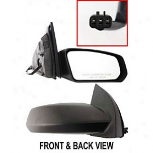 2004-1007 Saturn Ion Mirror Kool Vue Saturn Mirror St20er 04 05 06 07
