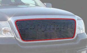 2004-2008 Fodr F-150 Billet Grille Carriage Works Ford Stick Grille 42083 04 05 06 07 08
