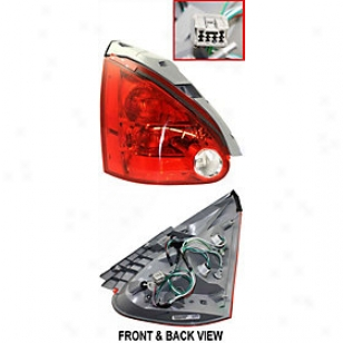2004-2008 Nissan Maxima Back part Light Replacement Nissan Tail Light N730126 04 05 06 07 08