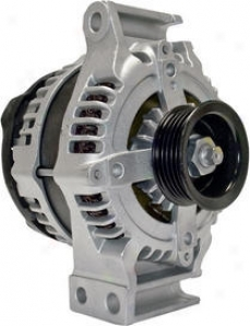 2004-2009 Cadil1ac Srx AlternatorQ uality-built Cadillac Alternator 11038 04 05 06 07 08 09