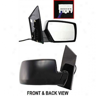 2004-2009 Nissan Quest Mirror Kool Vue Nissan Mirror Ns65er 04 05 06 07 08 09