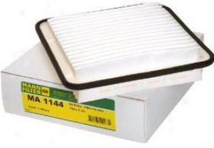 2004-2010 Mitsubishi Galant Air Filter Mann-filter Mitsubishi Air Filter Ma1144 04 05 06 07 08 09 10