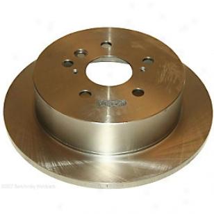 2004-2010 Toyota Sienna Brake Drum Beck Arnley Toyota Brake Drum 083-2966 04 05 06 07 08 09 10