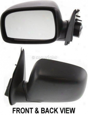 2004-2011 Chevrolet Colorado Mirror Kool Vue Chevrolet Mirror Gm66l 04 05 06 07 08 09 10 11