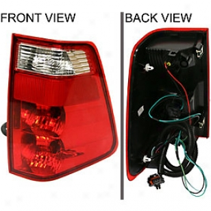 2004-2011 Nissan Titan Tail Light Replacement Nissan Tail Light Repn730110 04 05 06 07 08 09 10 11