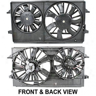 2004-2012 Chevrolet Malibu Radiator Fan Replacement Chevrolet Radiator Fan Arbtc160901 04 05 06 07 08 09 10 11 12