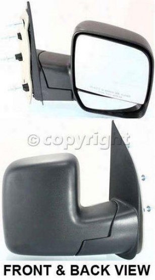 2004 Ford E-350 Super Duty Mirror Kool Vue Ford Mirror Fd86r 04